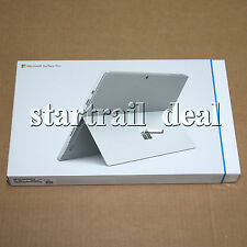 Microsoft Surface Pro 4 Tablet 12.3 HD Display Core i7 256G SSD Silver SU9-00001