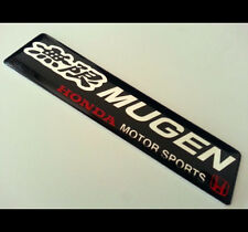 Mugen Badge Emblem Civic Integra Honda S2000 JDM Type R S EK EG DC EMBLEM Badge