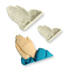 Pop It Praying Hands Mould  Holy Communion Baptism Cake decorating