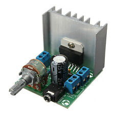 9V-15V/12V 15W+15W TDA7297 Version B Dual Channel Amplifier Board Module MJ YM