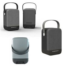 Genuine SuperTooth D5 Wireless Bluetooth Portable Bass Reflex Audio Speaker Grey