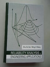 Reliability Analysis Engineering Applications Shu-Ho Dai / Ming-O Wang 1992