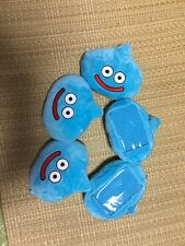"New Square Enix Dragon Quest Smile Slime Coin bag card case 5"" Plush Toy 1pc"