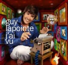 GUY LAPOINTE J'ai Vu (CD 2011) NEW SEALED French Quebec Album 13 Songs
