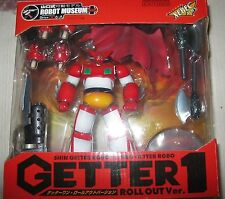 Robot Museum + Getter Roll Out Ver. 1 Shin Getter Robo vs Neo Getter Robo Xebec
