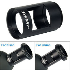 SVBONY Full Metal Photography Sleeve M42 Thread for Landscape Lens Spotting Scop