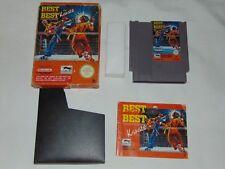 Nintendo NES: Best of the Best Championship Karate (PAL-B-ESP)