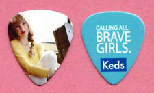 Taylor Swift Keds Calling All Brave Girls Guitar Pick 2013