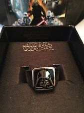STAR WARS DARTH VADER Stainless Steel RING SIZE 10