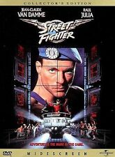 Street Fighter (DVD, Collectors Edition) SHIPS NEXT DAY Jean-Claude Van Damme
