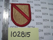 Army 600th QUARTERMASTER COMPANY airborne beret FLASH patch