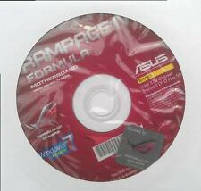 original asus Mainboard Treiber CD DVD Rampage IV 4 Formula Windows 7 Vista XP