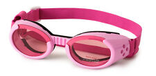 Doggles ILS SUNGLASSES FOR DOGS - PINK FRAME WITH PINK LENS -  EXTRA SMALL