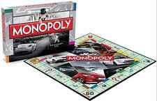 MONOPOLY BOARD GAME - LIMITED EDITION PEUGEOT - GREAT CHRISTMAS GIFT