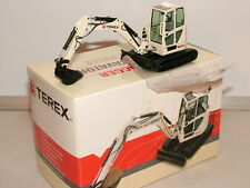 NZG No 701 is the model of the Terex TC 50 mini excavator New