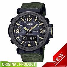 PRG600YB-3 Casio Men's Protrek Triple Sensor Solar Watch