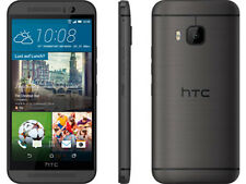 "5"" New Unlocked HTC One M9 32GB AT&T Smartphone 20MP 4G LTE Mobile PHONE Gray"