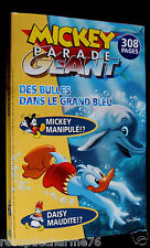MICKEY PARADE GEANT N 302 / 308 PAGES   FEVRIER 2008