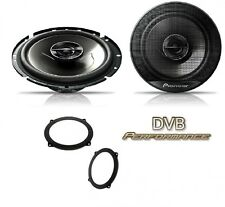 Audi A3 2003-2013 Pioneer 17cm Rear Side Panel Speaker Upgrade Kit 240W
