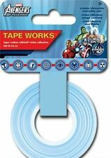 Avengers Tape Works Washi Tape- Scrap booking/Decoration - 50 feet