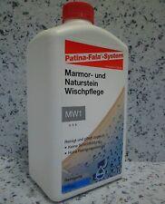 Patina Fala MW1 Marmor-Reiniger & Naturstein-Reiniger Wischpflege 1 L pflegt