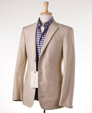 NWT $695 RAG & BONE Tan Cotton Twill 'Danbury' Blazer Slim 38 R Sport Coat