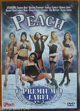 Peach Premium Label Vol. 3 DVD NEW UNRATED