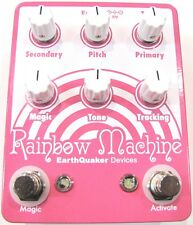 Used Earthquaker Devices Rainbow Machine Polyphonic Pitch Shifter Effects Pedal!