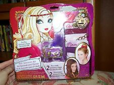 """Ever After High """"Create Your Crown"""" Hair Accessory Kit"""