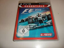 PLAYSTATION 3 PS 3 f1 2012-formula 1
