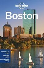 Lonely Planet Boston (Travel Guide)-ExLibrary