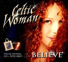 Believe [Special Edition] (CD+Tote Bag), Celtic Woman, New Special Edition