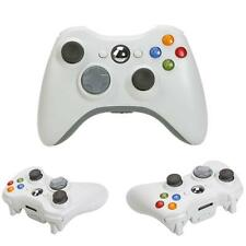 New White Wireless Game Controller GamePad Joypad For Microsoft XBox 360 Console