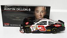 Austin Dillon 2014 Lionel/Action #3 Dow Chevy 1/24 FREE SHIP!