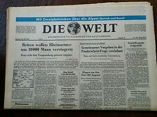 Die Welt.  Raumfahrt.  23.  Juli  . 1966.    NR.97