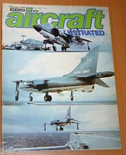 Aircraft Illustrated 1979 February Fleet Air Arm,Philippine Airlines