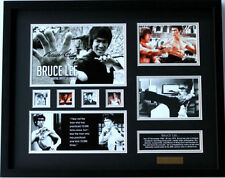New Bruce Lee Signed Limited Edition Memorabilia Framed