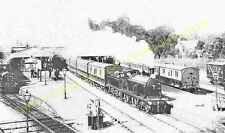 Brockenhurst Railway Station Photo. Southampton to Holmsley and Lymington. (2)