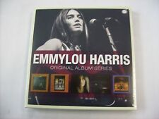 EMMYLOU HARRIS - ORIGINAL ALBUM SERIES - 5CD BOXSET NEW SEALED 2010