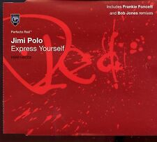 Jimi Polo / Express Yourself