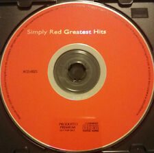 Simply Red - Greatest Hits (CD Promo)