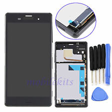 LCD Touch Screen Digitizer with Frame for Sony Xperia Z3 D6603 D6643 D6653 D6616