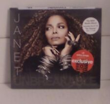 Janet Jackson - Unbreakable CD + 2 Bonus Songs 19 Tracks BRAND NEW FREE SHIPPING