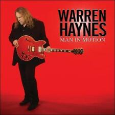 Man In Motion 2011 by Warren Haynes *Ex-library*