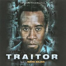 FREE US SHIP. on ANY 2 CDs! NEW CD : Traitor [Original Motion Picture Soundtrack