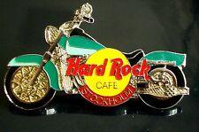 HRC Hard Rock Cafe Stockholm Green light Green Harley LE750