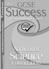 Additional Science - Foundation Tier: Workbook (2012 Exams Only) (Letts GCSE Suc