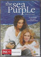 THE SEA PURPLE -  Valeria Solarino, Isabella Ragonese - DVD - NEW