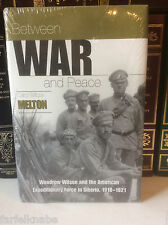 Between War and Peace by Carol Willcox Melton - AEF in Siberia 1918-1921