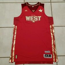 Rare NWOT ADIDAS 2011 NBA All-Star West Jersey Men's 4XL
